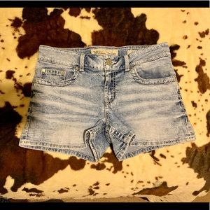 BKE Scarlett Denim Shorts